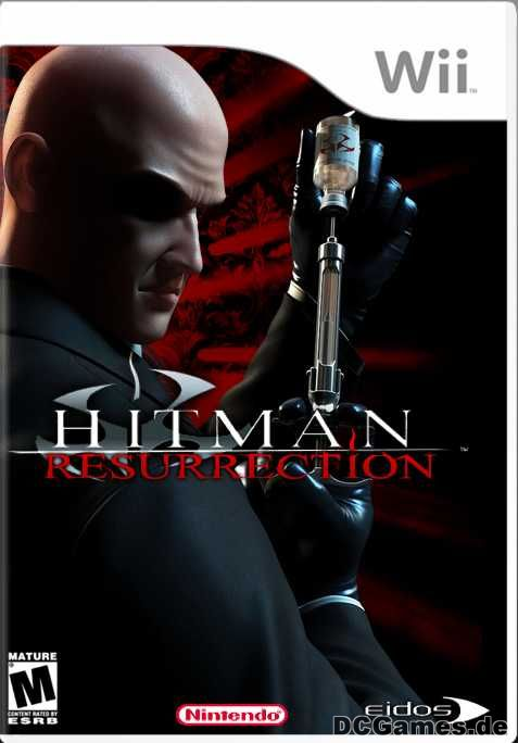 Hitman 5 Cover der Wii